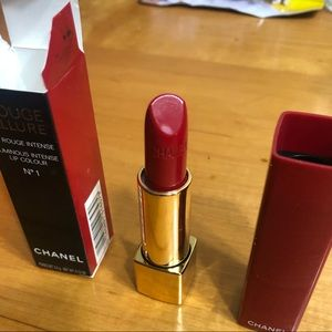New Chanel Rogue Allure Lipstick